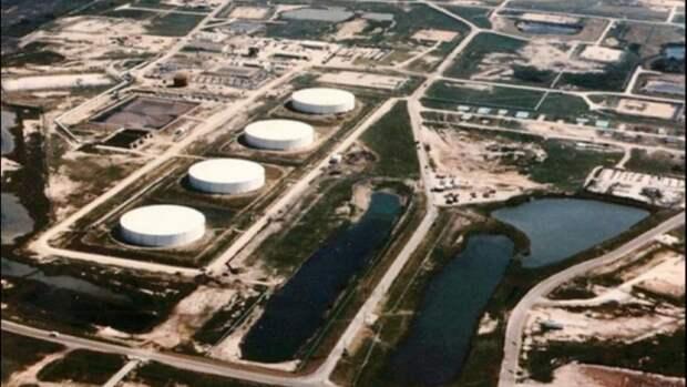 Ситуация нарынках вынудила США остановить продажу нефти изрезервов