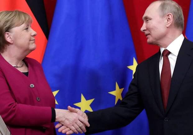 Contra Magazin высмеял «подколпачный» милитаризм Германии против России