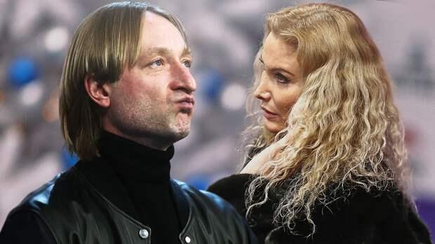 Эксперты оценили шансы Плющенко обыграть Тутберидзе в женском турнире Кубка Первого канала