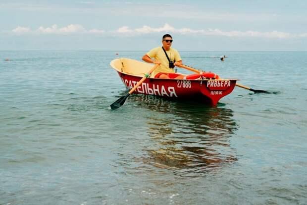 Пляж «Ривьера» в Сочи оснащён блоком для оказания первой помощи