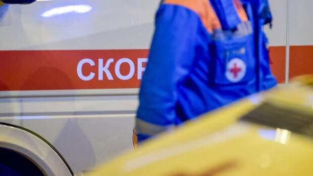 Иномарка с шестью пассажирами рухнула в приморскую реку