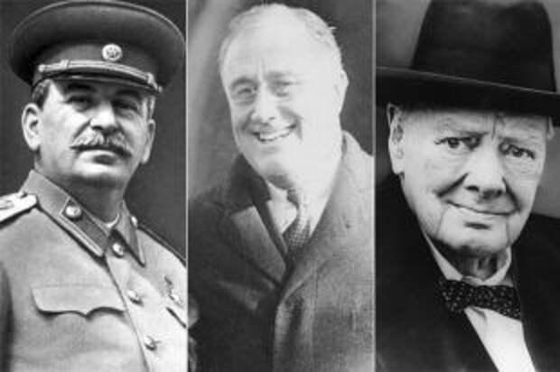 Суточные щи и фуа-гра. Любимые блюда Сталина, Рузвельта и Черчилля