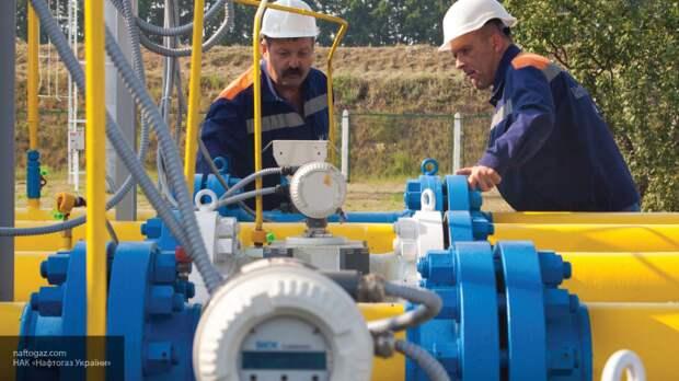 Только прямой газовый контракт с Россией спасет Украину