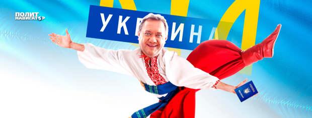 Украинский актёр Бенюк: «Пора языковые штрафы вводить, как в Прибалтике»