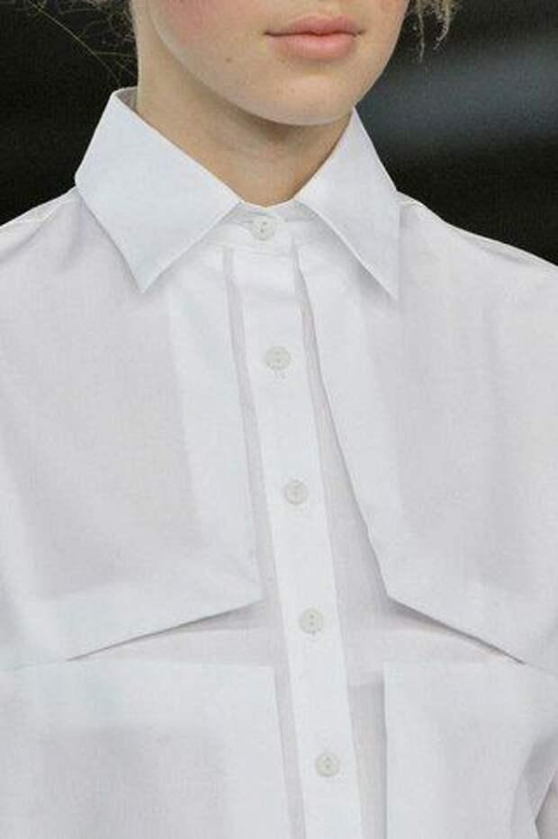 Необычные блузки