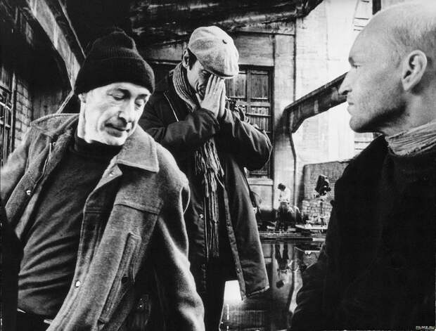 На съемочных площадках популярных советских фильмов