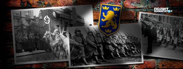 Члены партии Владимира Зеленского начали публичное оправдание гитлеровской дивизии СС «Галичина», в честь которой...