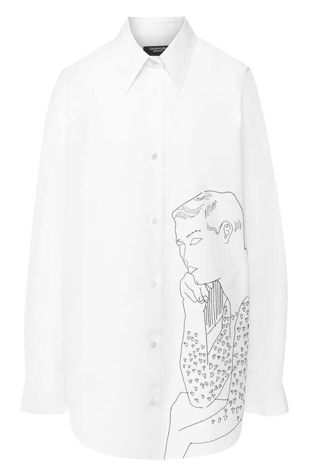 5 способов носить белую рубашку