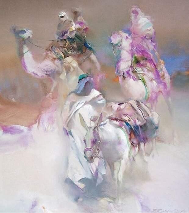 художник Валерий Блохин картины – 13