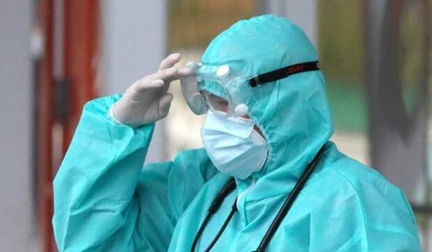 Коронавирус в России за сутки подхватили 17,3 тысячи человек