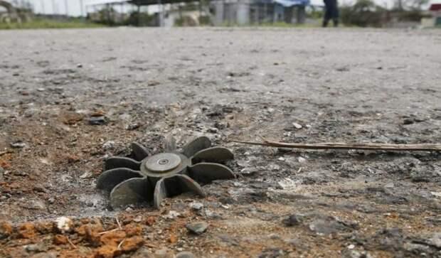 В Донецкой области в результате взрыва на кладбище погиб пенсионер