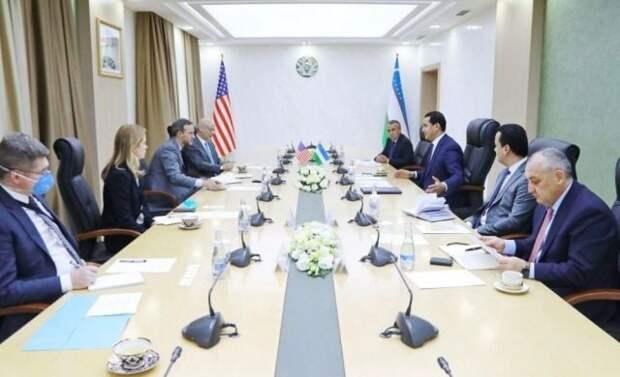 Встреча в Ташкенте летом 2020 года