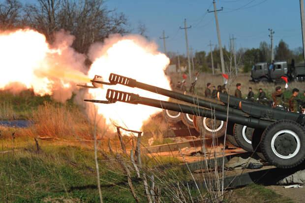 Устаревшую буксируемую артиллерию предложили автоматизировать