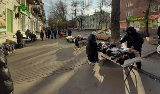 Торговцы блошиных рынков в Ростове не согласятся переехать на винзавод - эксперт