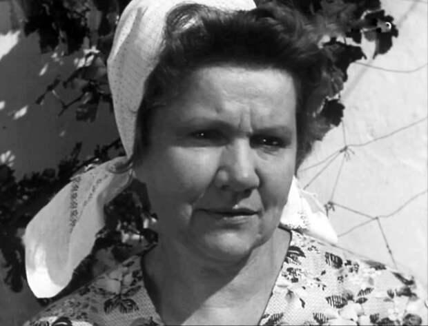 Длинный день Кольки Павлюкова актриса, кино, народная артистка СССР