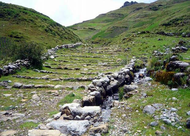 Древняя дорога инков