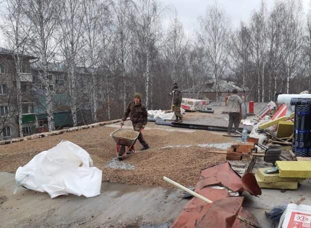 Новый подрядчик сдаст отремонтированный детский сад №194 в Ижевске до 11 ноября