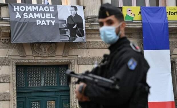 «Мывас всех обезглавим»: Франция становится второй Сирией