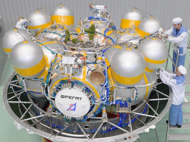 Arianespace согласилась на ремонт разгонного блока «Фрегат» на космодроме Куру