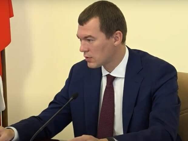 Опубликована декларация о доходах Дегтярева