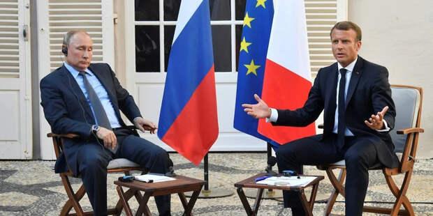 """""""Катастрофа"""" Путина и трусы Навального"""