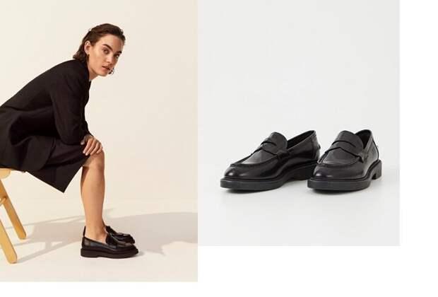 СЛАУЧИ, КВАДРАТНЫЕ НОСЫ, САНДАЛИИ НА ЛИПУЧКАХ. Как и куда носить обувь в стиле 90-х весной 2021?