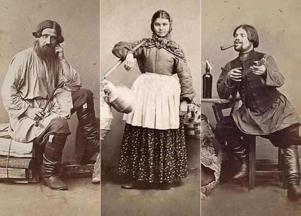 Россия XIX столетия глазами шотландского фотографа