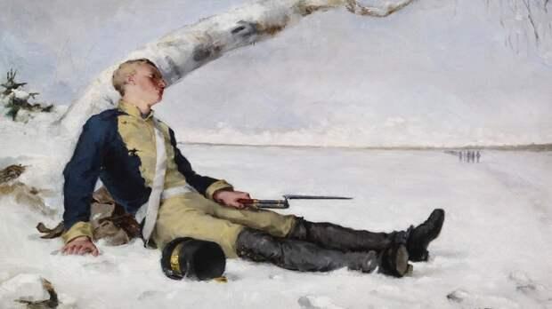 Как Россия отобрала у Швеции Финляндию