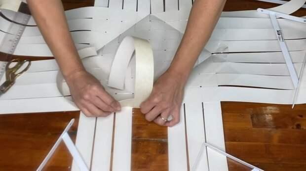 Как здорово и с пользой использовать обычную мебельную кромку