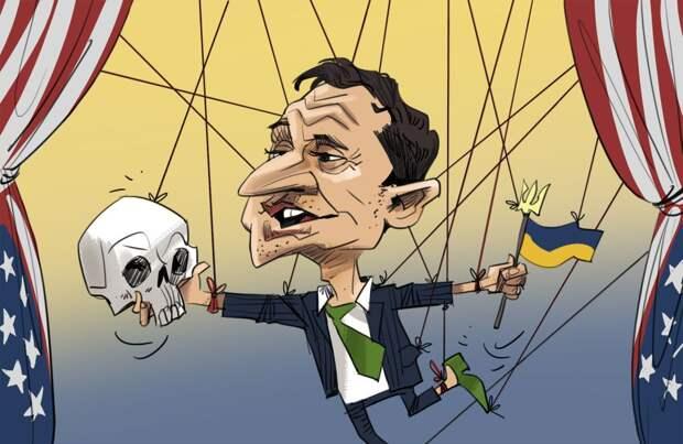 Что дальше с Украиной сделают западные оккупанты