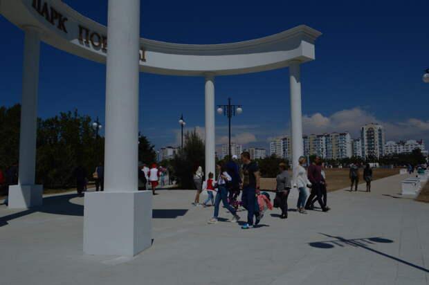 В Севастополе подтверждена попытка аферы вокруг парка Победы
