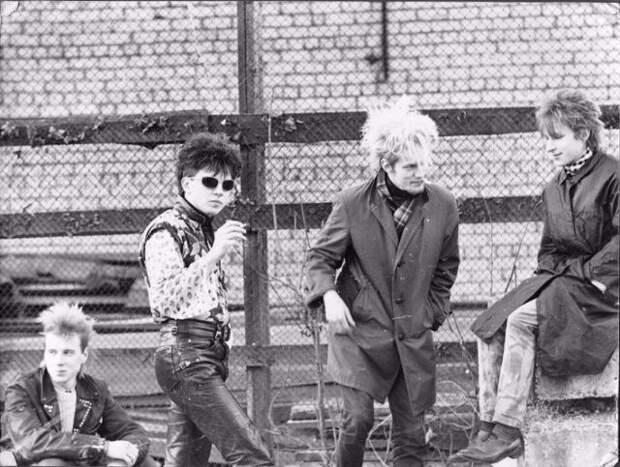 70 искренних фотографий эстонской панк-культуры 1980-х годов 30