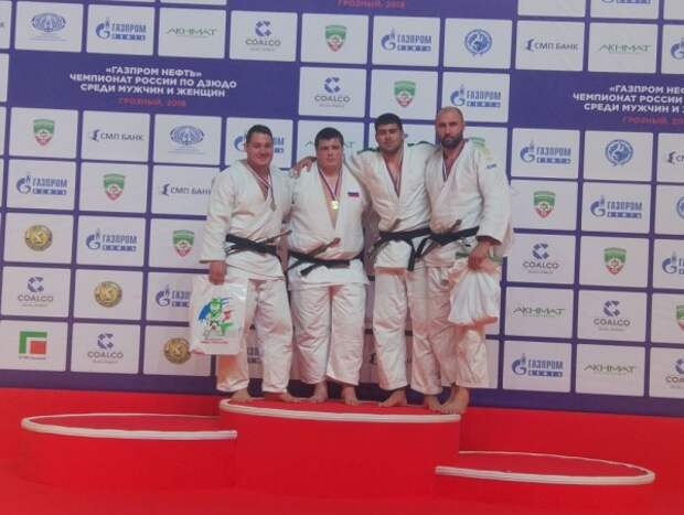 Севастопольский тяжеловес стал вице-чемпионом России по дзюдо (ФОТО)