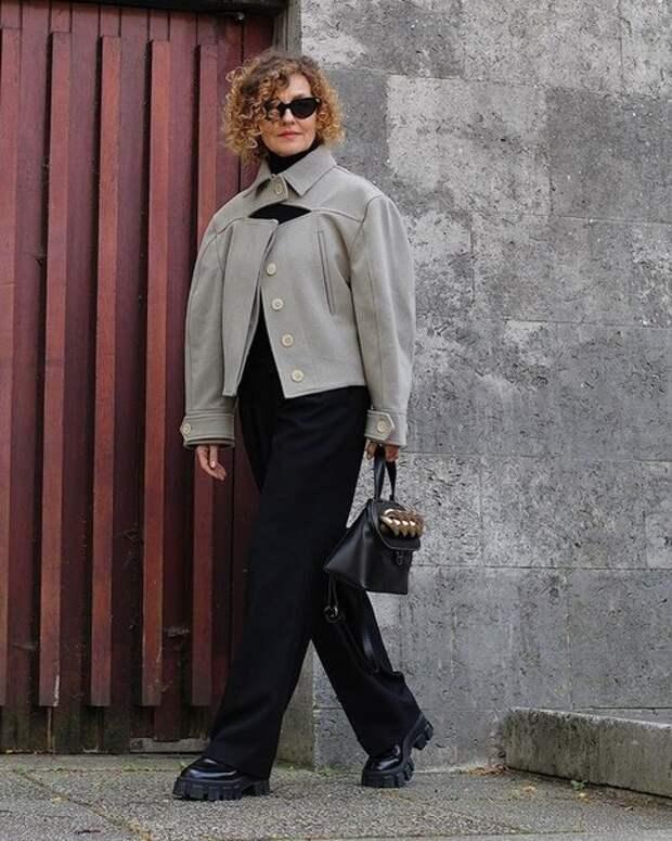 Грубые ботинки - модный тренд: с чем носить такие ботинки, чтобы выглядеть привлекательно