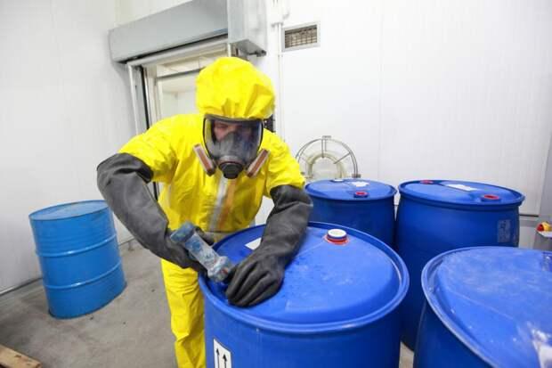 Greenpeace Франции протестует против вывоза урановых хвостов вРоссию: Новости ➕1, 13.10.2021