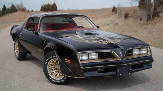 Pontiac Firebird Trans AM автомобили, маслкары, мощные авто