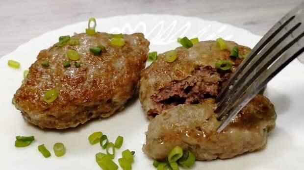 Домашние котлеты из куриных желудочков: необычно, но очень аппетитно