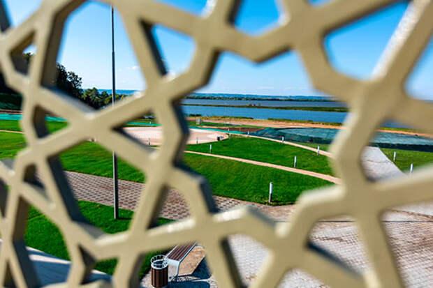 По словам Закаржаева, идею гидроаэродрома в Татарстане как вариант обсуждали, и когда рассматривали идею перевозки туристов до Болгара