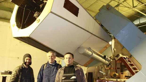 Собственными силами: ученые Крыма восстановили советский телескоп и сделали открытие