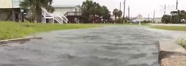 Юг США накрыл мощный ураган «Салли» (ВИДЕО)