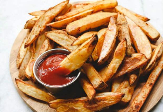Картофель по-деревенски: те самые дольки в духовке