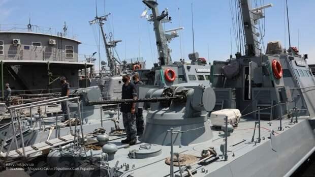 Адмирал Комоедов иронично оценил желание Украины содержать две морские базы