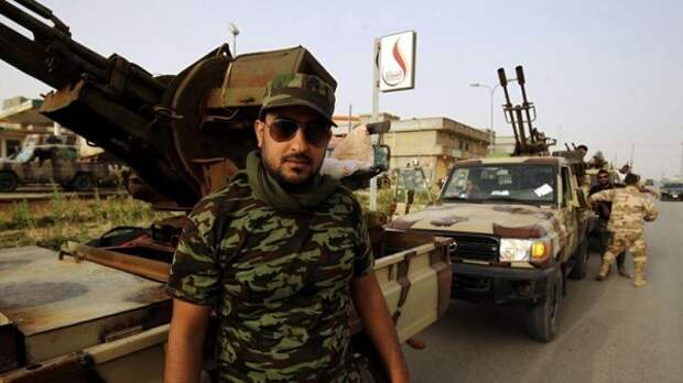 Маршал Хафтар взял ливийскую Дерну