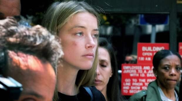 Бывшей жене Джонни Деппа Эмбер Херд грозит реальный тюремный срок