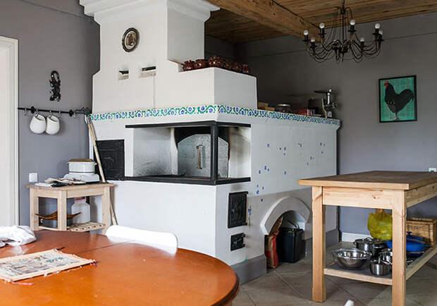 переделка старого кирпичного дома