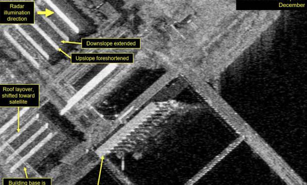 Секретная субмарина Северной Кореи попала на спутниковые снимки