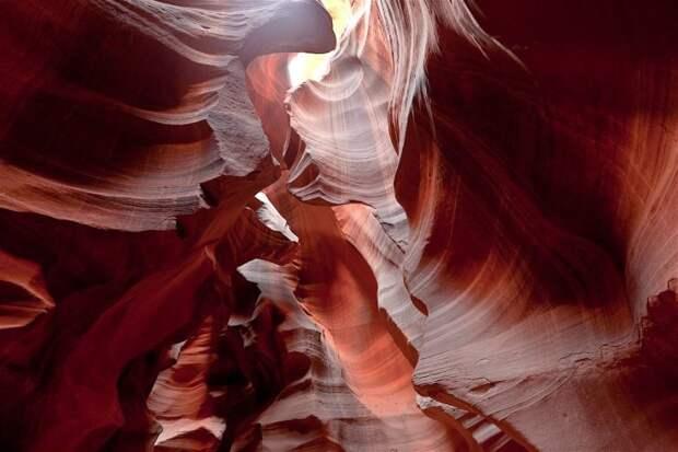 Каньон Антилопы: танец камня