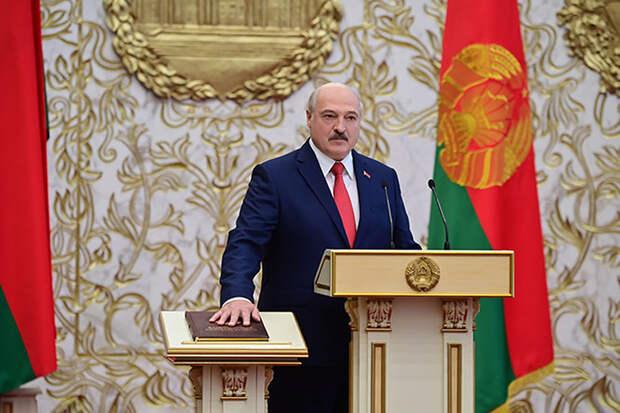 Страны Евросоюза не признали Лукашенко главой Белоруссии