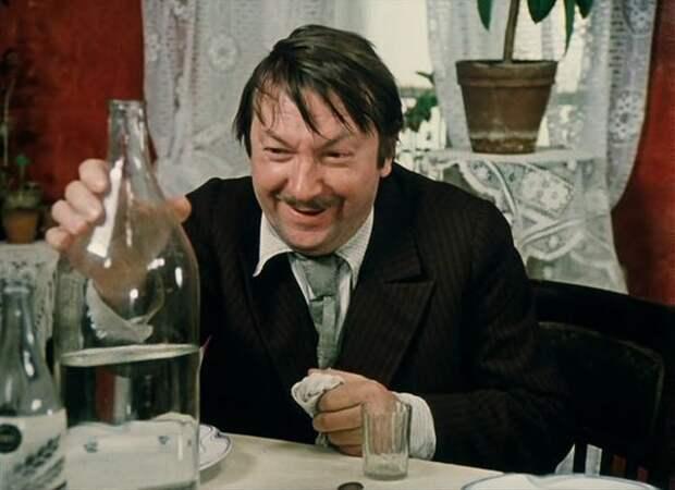 Пьянство в советских фильмах.