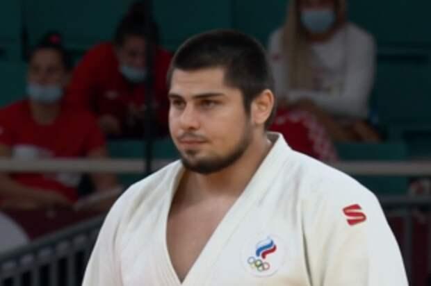 Дзюдоист Башаев завоевал бронзу Олимпиады в весовой категории свыше 100 кг